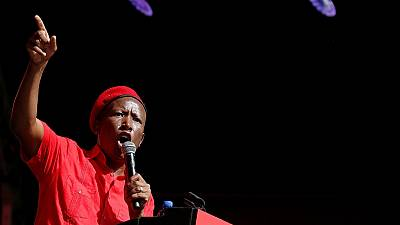 S. Africa's far left party pledges jobs, land reclamation at manifesto launch