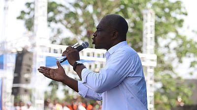 RDC : Fayulu appelle à la ''résistance pacifique''
