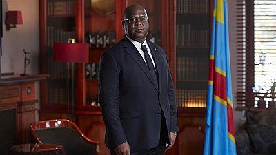 RDC : premiers déplacements à l'étranger du président Tshisekedi dans la semaine