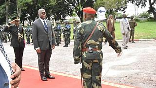 DRC president picks experienced hand as special security advisor