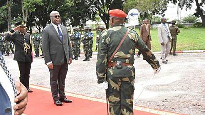 RDC : Tshisekedi rassure les forces de sécurité installées par Kabila