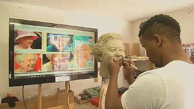 South Africa: Sculptor works towards first African wax museum