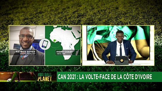 CAN 2021 : la Côte d'Ivoire fait volte-face