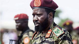 S. Sudan army general charged with treason, attempted rebellion