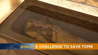 Egypt: A challenge to save King Tutankhamun's tomb [The Morning Call]