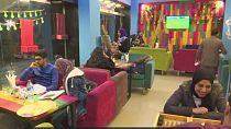 Egypte : l'art au menu d'un café du Caire
