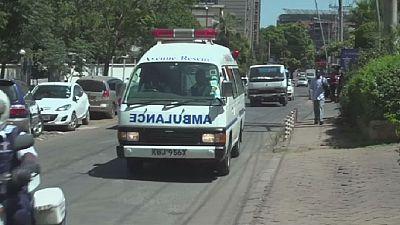 Ambulance hailing app helped keep Nairobi attack fatalities low