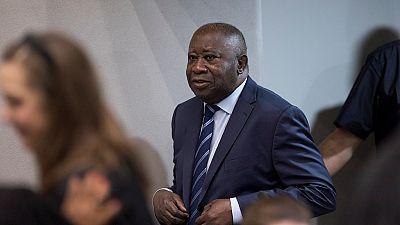 CPI : l'ancien président Laurent Gbagbo installé en Belgique