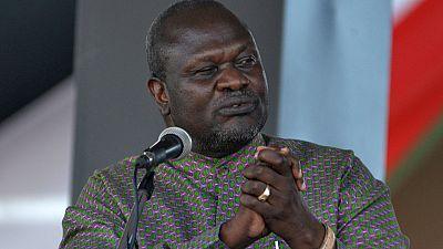 South Sudan's rebel leader Machar plans May return to Juba