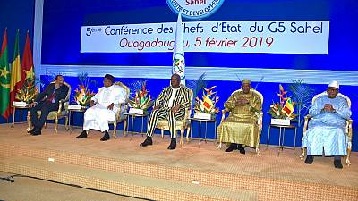 "Burkina : le sommet du G5 Sahel ""témoin"" de la mort de cinq gendarmes"