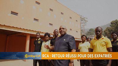 C.A.R repatriates make successful return [The Morning Call]