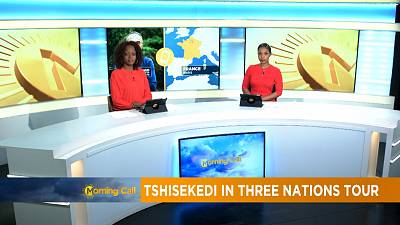 DRC: Tshisekedi three nations tour [The Morning Call]