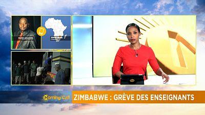 Zimbabwe teachers' strike [The Morning Call]