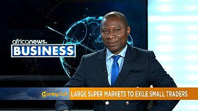 Afrique : ruée vers la grande distribution