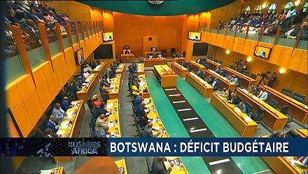 Botswana: déficit budgétaire