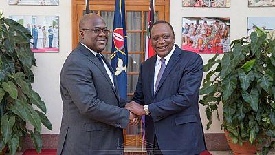 We will train your civil servants: Kenya's offer to DRC's Tshisekedi