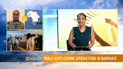 Mali: Anti-crime operation in Bamako [The Morning Call]