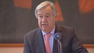 """RD Congo : Guterres estime qu'un départ rapide de l'ONU est une """"illusion"""""""