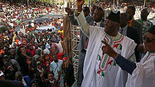 Nigeria polls: Ex- VP promises peace to volatile northeast region
