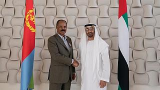Timeline: Eritrea president's official trips to United Arab Emirates