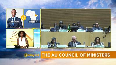 The AU Council of Ministers meeting [The Morning Call]