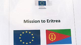 EU starts formal diplomacy with Eritrea as top official visits