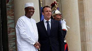 Idriss Deby appreciates French military intervention