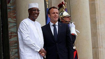 Idriss Deby appreciates French military intervention