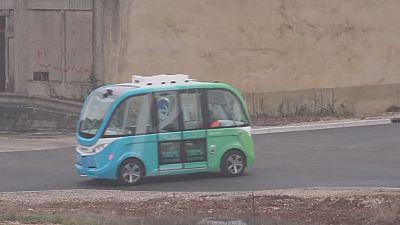 Transpolis, la ville qui expérimente les véhicules autonomes