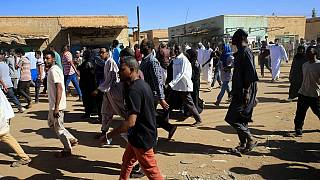 Sudanese forces fire tear gas at Khartoum mosque