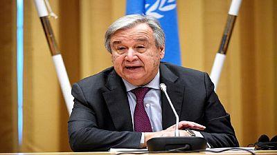 Wind of peace is blowing in Africa - UN Secretary-General Antonio Guterres