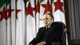 Algeria's ruling party backs president Bouteflika for fifth term