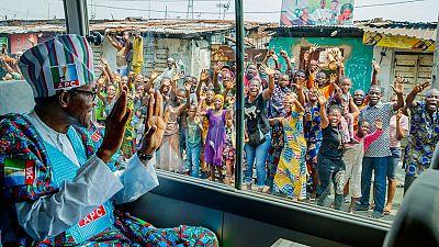Nigeria : Buhari défend son premier mandat