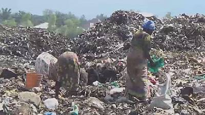 Health alert: Bujumbura struggling to manage waste