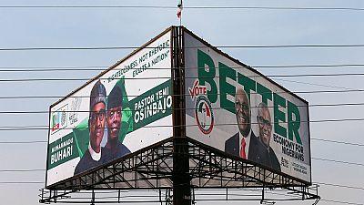 Présidentielle au Nigeria : les candidats rivalisent de stratégies pour séduire l'électorat