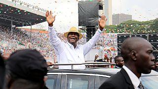 """Alassane Ouattara : """"Je peux me représenter si je le souhaite"""""""