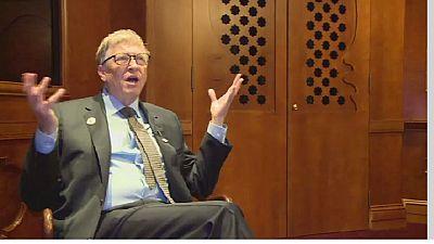 ''La pauvreté n'est pas un obstacle aux soins de santé'' (Bill Gates)