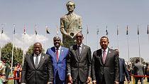 "Sommet de l'UA : Haile Selassie fait ""roi"" à Addis-Abeba"
