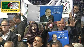 Algeria: highlights of Bouteflika's long presidency