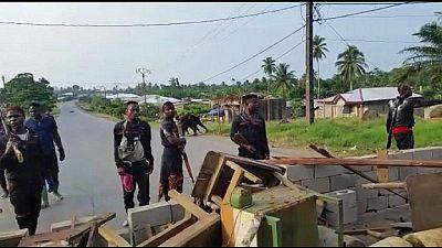 Cameroun : 4 personnes tuées dans un hôpital en zone anglophone