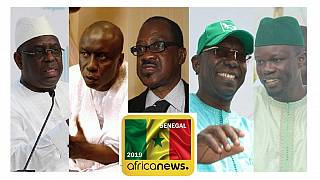 The five men running to become Senegal president: [Profiles]