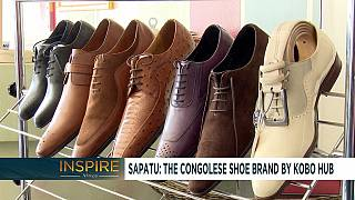 Congolese entrepreneurs revolutionise driving, footwear industries