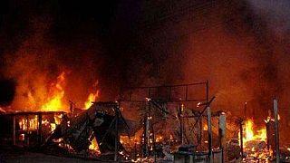 Nigeria : une femme enceinte et ses deux enfants tués dans un incendie