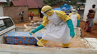 Ebola en RDC : cinq nouveaux cas confirmés