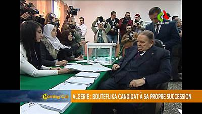 Algeria: Bouteflika candidacy stirs mixed reactions [Morning Call]