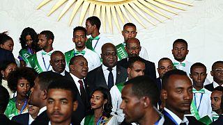 Kagame, UE... L'offensive diplomatique de Félix Tshisekedi au sommet de l'Union africaine