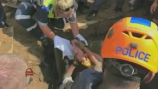 SA: Newborn baby rescued after spending hours in storm drain