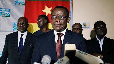 """Cameroun : l'opposant Kamto inculpé de """"rébellion"""" et """"insurrection"""" (avocat)"""