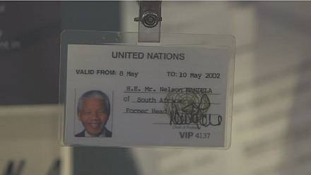 Mandela's legacy in a London exhibition
