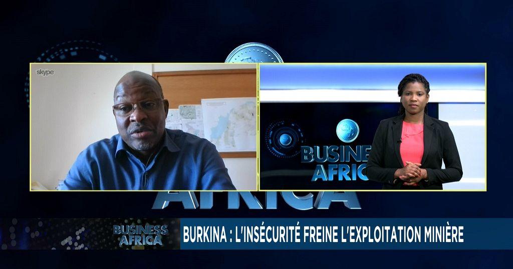 Insecurity hurts Burkina Faso mining sector